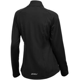 2XU W's Heat Half Puffer Jacket black/black